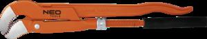 """Ключ трубный тип """"S"""" 535мм 2"""" NEO 02-123"""