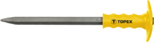 Зубило-скарпель 400x19мм TOPEX 03A169