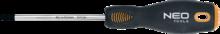 Отвертка крестовая PZ3x150мм NEO 04-036