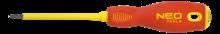 Отвертка крестовая 1000В PH2x100мм NEO Tools 04-073