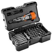 Аккумуляторная отвертка 3.6V Li-Ion Neo Tools 04-200