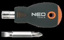 Отвертка универсальная NEO 04-201