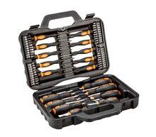 найти набор отверток с насадками NEO Tools 04-211, 58 шт