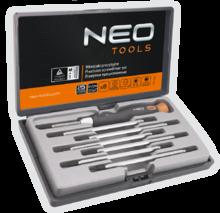 Набор отверток прецизионных 8 шт. NEO 04-227