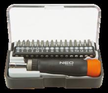 Набор насадок 17шт NEO Tools 04-228