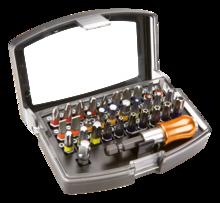 Набор насадок с держателем 32шт NEO Tools 06-106