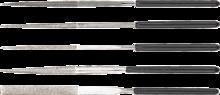 Набор алмазных надфилей 5шт TOPEX 06A000
