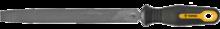 Напильник по металлу плоский 200мм TOPEX 06A721