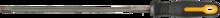 Напильник для заточки пильных цепей 200x4мм TOPEX 06A786