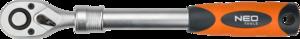 """Трещотка телескопическая 1/2"""" 305-455мм NEO 08-515"""