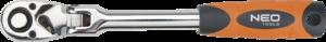 """Трещотка с шарниром 1/2"""" 285мм NEO 08-519"""