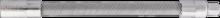 """Удлинитель гибкий 1/4"""" 140мм NEO Tools 08-557"""