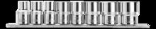 """Набор головок Spline 8шт, 1/2"""" NEO Tools 08-651"""