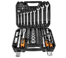 Набор инструментов 82 шт NEO Tools 08-672