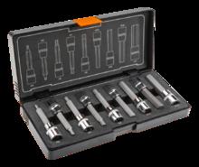 Набор головок с насадками 9шт NEO Tools 08-706