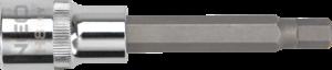 """Головка с шестигранной насадкой 1/2"""" H7X100 NEO 08-782"""