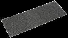Сетка абразивная 110x280мм K240 набор 50шт TOPEX 08A240