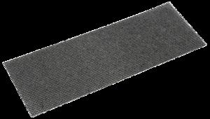 Сетка абразивная 110x280мм K150 набор 50шт TOPEX 08A215