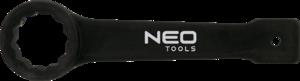 Ключ накидной ударный 22x165мм NEO 09-180