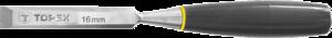 Стамеска 16мм TOPEX 09A116