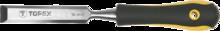 Стамеска 10мм CrV TOPEX 09A410