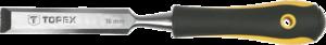 Стамеска 20мм CrV TOPEX 09A420