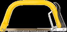 Пила лучковая 300мм, 2-а полотна TOPEX 10A903