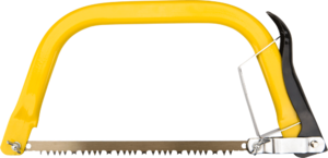 Пила лучковая 760мм TOPEX 10A907