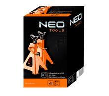 Подставка автомобильная 3Т, 295-415 мм NEO Tools 11-750
