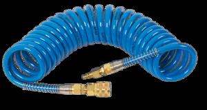 Шланг высокого давления спиральный 15м NEO 12-076