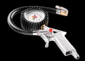 Пистолет для подкачки шин с манометром NEO 12-546