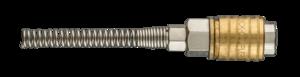 Муфта быстросъемная 6x8мм NEO 12-601