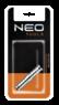Штуцер-соединитель для шланга 6мм NEO 12-610