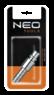 Быстросъемный наконечник, выход под шланг 7мм NEO 12-625