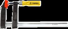 Струбцина тип F 120x1500мм TOPEX 12A135