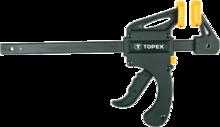 Струбцина автоматическая 150x60мм TOPEX 12A515