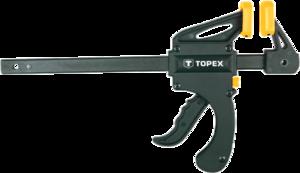 Струбцина автоматическая 750х60мм TOPEX 12A575