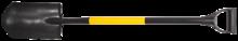 Изображена Лопата штыковая полукруглая TOPEX 15A020