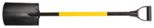 Лопата штыковая прямая TOPEX 15A025