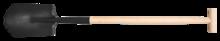 Лопата штыковая полукруглая TOPEX 15A035