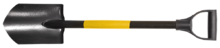 Лопата штыковая полукруглая TOPEX 15A055
