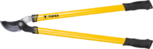 Сучкорез для веток диаметром до 35мм TOPEX 15A252