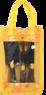 Набор инструментов для садово-огородных работ TOPEX 15A411