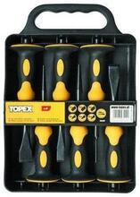 Купить набор зубил и кернеров TOPEX 03A185