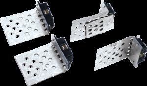 Магнитные держатели для плитки 4шт TOPEX 16B480