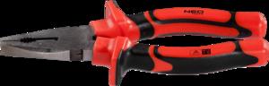 Плоскогубцы диэлектрические 180 мм NEO 01-061