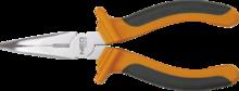 Тонкогубцы удлиненные изогнутые 160 мм NEO 01-015