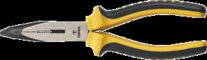 Плоскогубцы удлиненные изогнутые 160 мм TOPEX 32D103