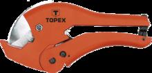 Труборез для полимерных труб 0-42 мм TOPEX 34D034