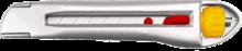 Нож с отламывающимся лезвием 18мм TOPEX 17B103